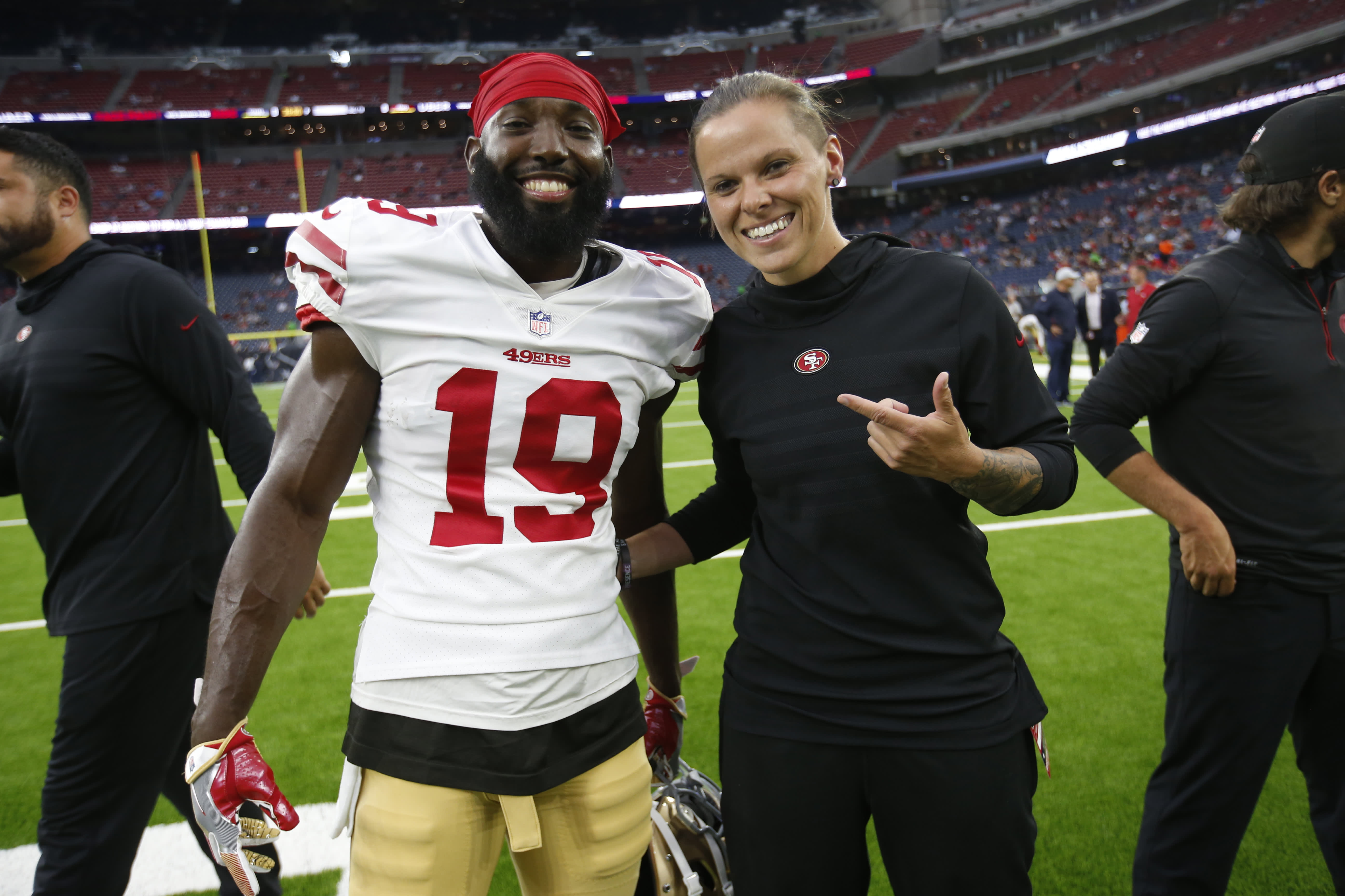 Meet Four Women Changing The Face Of Nfl Coaching
