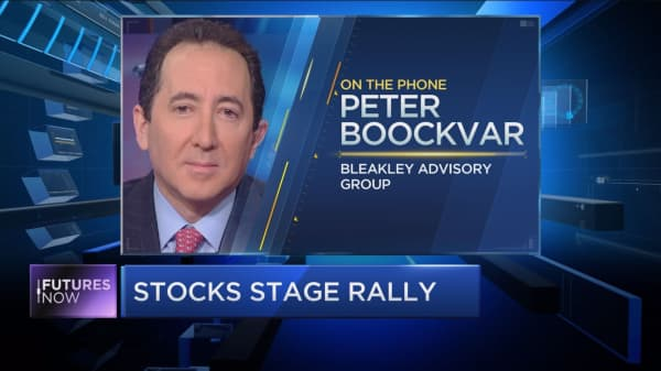The Fed and global central banks could push the U.S. into recession: Boockvar