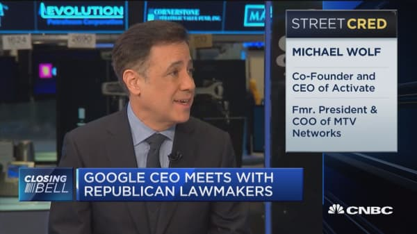 Why Google CEO is now meeting with Republican lawmakers