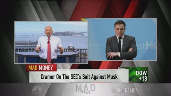 The thing that stands out in Elon Musk's SEC conflict 'is his hubris'