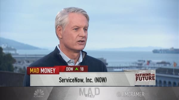 Want work technology to be as easy as eBay, PayPal, Uber: ServiceNow CEO