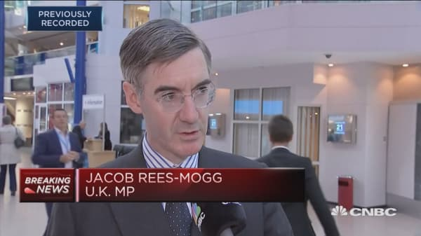 Rees-Mogg: Will be hard for May's Brexit plan to win over parliament