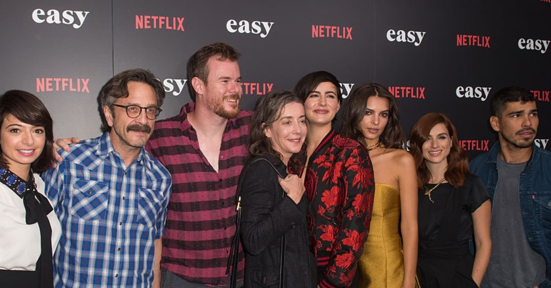Netflix is sued by EasyJet founder over TV series 'Easy'