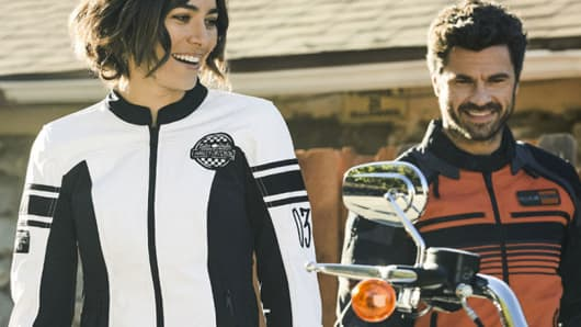 Harley-Davidson to sell apparel 2e93903cb
