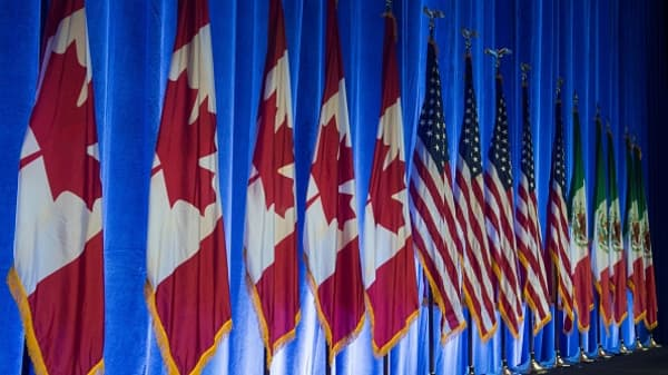 Nafta Deal Now Usmca Us And Canada Agree To Replace Trade Pact