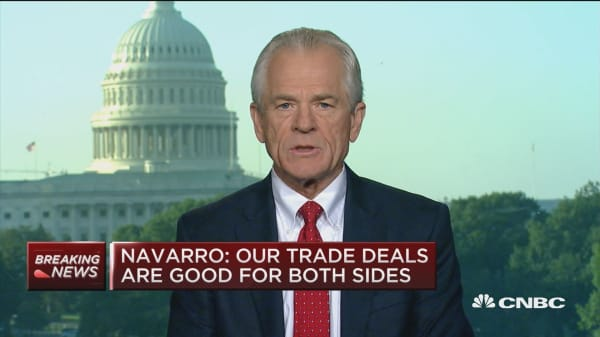 Navarro: Trump has made it clear we will no longer be the piggy bank of the world