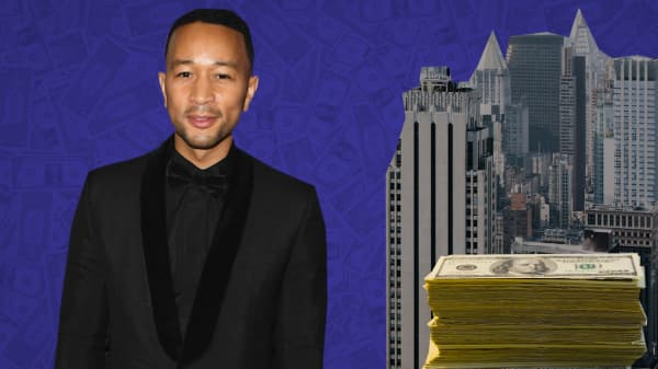 This is the surprising job John Legend had in his 20s – and what it taught him about life