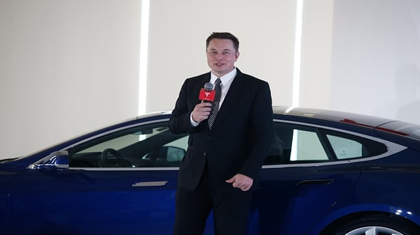 Having Musk remain as CEO at Tesla is critical, he's the right 'wartime CEO', says Gene Munster