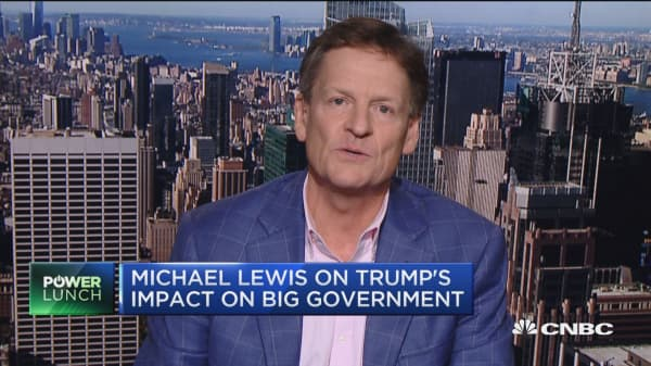 Trump's lack of focus on staffing poses risks to government, country, world: Best-selling author Michael Lewis