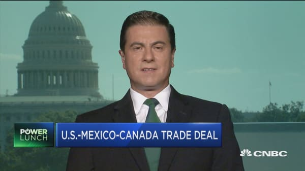 USMCA prompts North America to remain the most competitive in the world, says Mexican ambassador to US