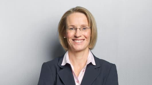 Melanie Kreis,Chief Financial Officer  Deutsche Post DHL Group.