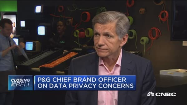 P&G chief brand officer on data privacy: This is 'another chapter in digital media growing up'