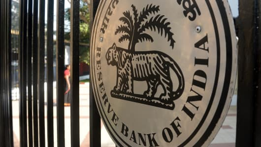 Reserve Bank Of India Rbi Headquarters In Mumbai