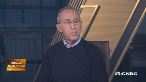 Watch CNBC's full interview with Ron Baron on Tesla