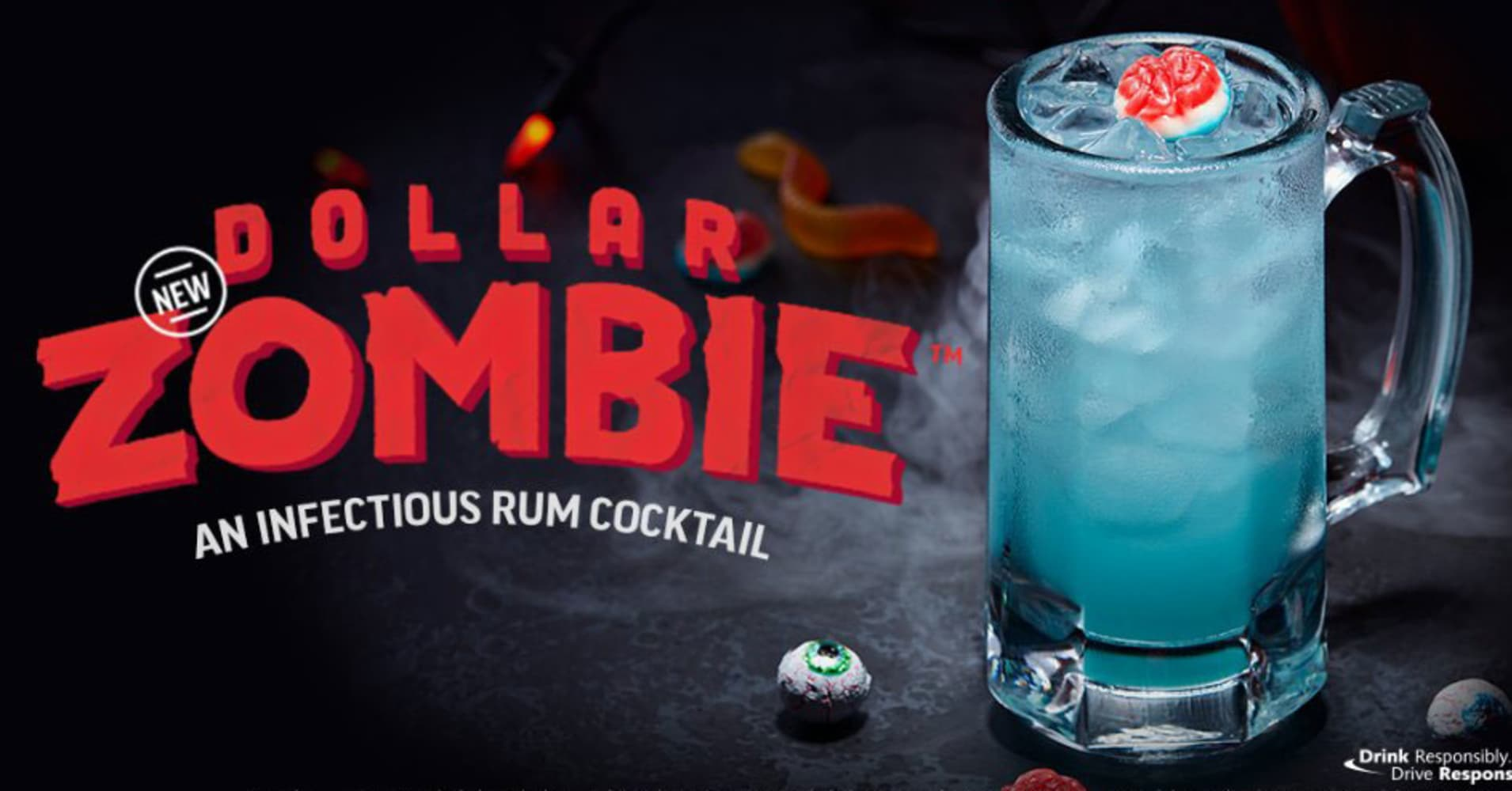 How to make zombie brains drink