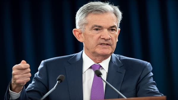 Fed's Powell says the US is not on a sustainable fiscal path
