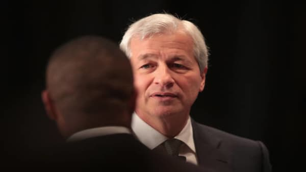 Dimon: I'm optimistic for a trade deal with China