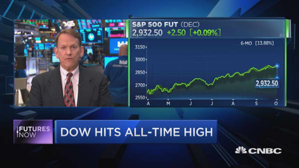 Record highs will ultimately give way to 40 percent plus plunge, Wall Street veteran warns