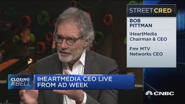 iHeartMedia CEO on media M&A