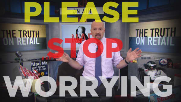 Cramer Remix: Worrying about these stocks is a waste of time