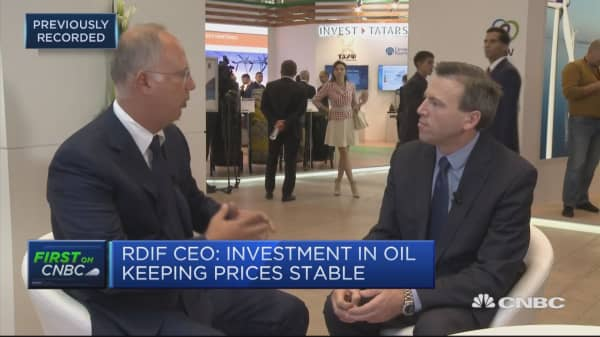 RDIF CEO: Believe consumers want to have Russian gas