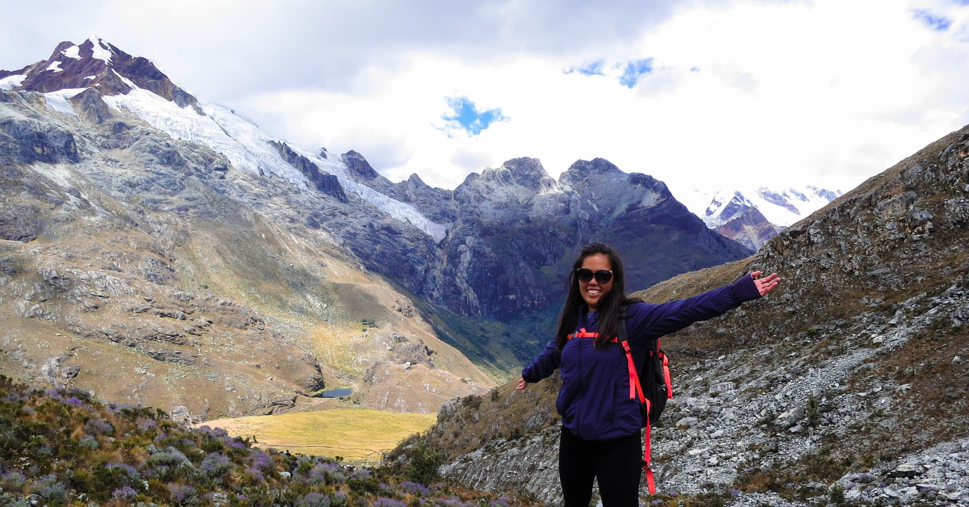 How a 20-something finance professional quit her job and traveled the world for two years