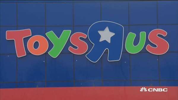 Lenders Wants To Revive Toys R Us And Babies R Us Brands