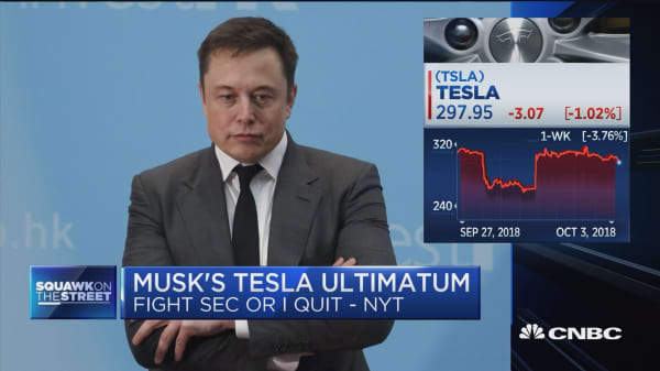 21st century Fox CEO James Murdoch would make a good Tesla chairman, says NYTimes' Stewart