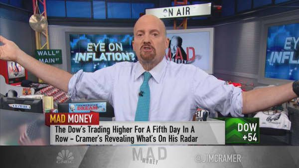 Fed should be careful what it wishes for with wage inflation, says Cramer