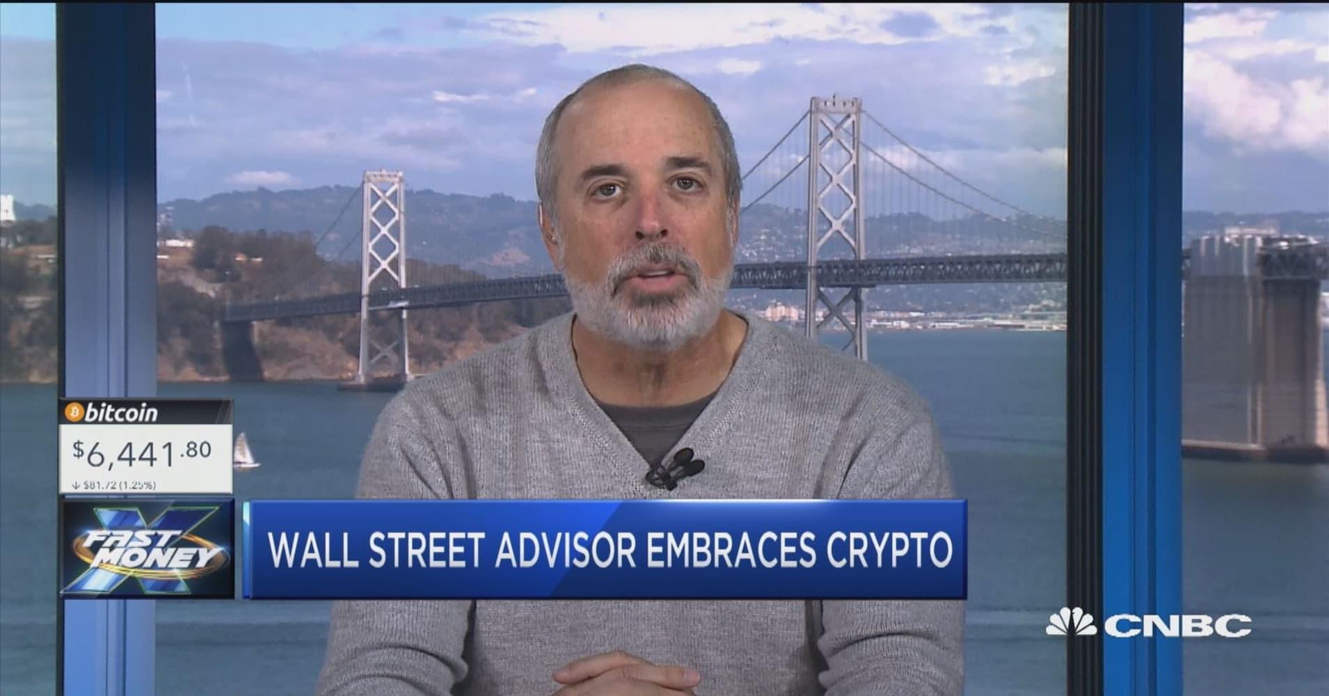 Top Wall Street advisor Ric Edelman embracing crypto