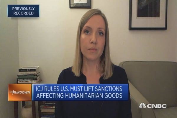 The real purpose behind US sanctions on Iran