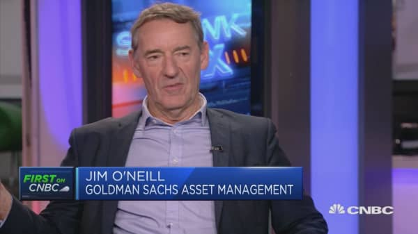 O'Neill: Role of dollar 'idiotically' more important than US economy