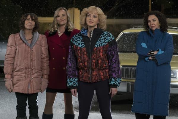 Wendi McLendon-Covey stars as Beverly Goldberg in ABC's sitcom 'The Goldbergs'