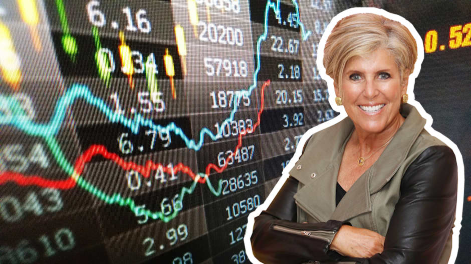 Suze Orman: Why you should invest more in your 20s than in your 30s