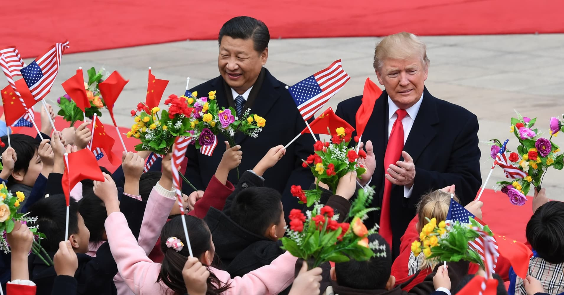 White House officials push back on the idea that trade deal with China is imminent