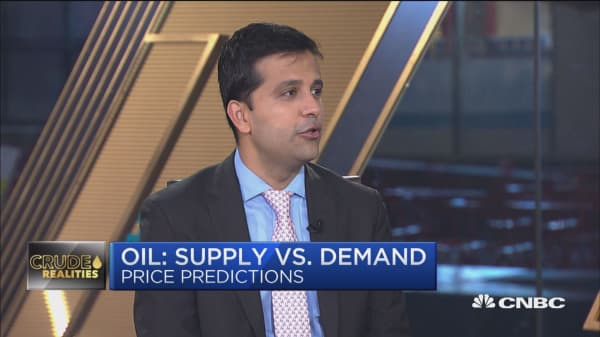 Iran sanctions going to cause supply shock, says analyst