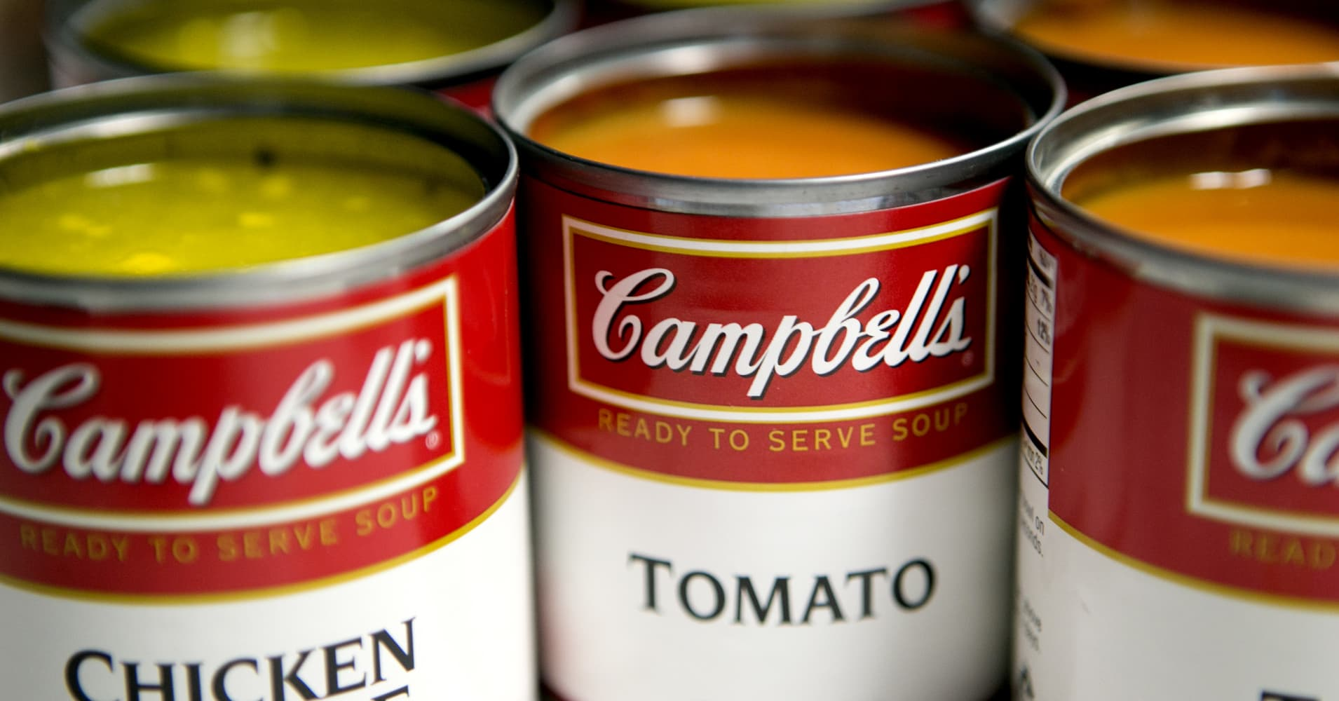 Third Point Increases Campbell Soup Stake To Nearly 7