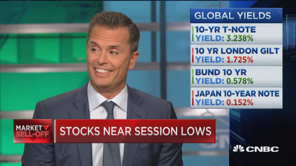 We're seeing an air pocket because of interest rates, UBS managing director says