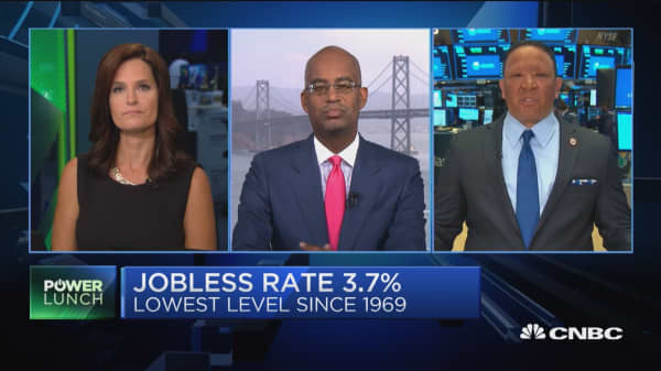 Low unemployment is a good thing for Americans, but many still don't have 'enough money in their pocketbooks': CEO of National Urban League