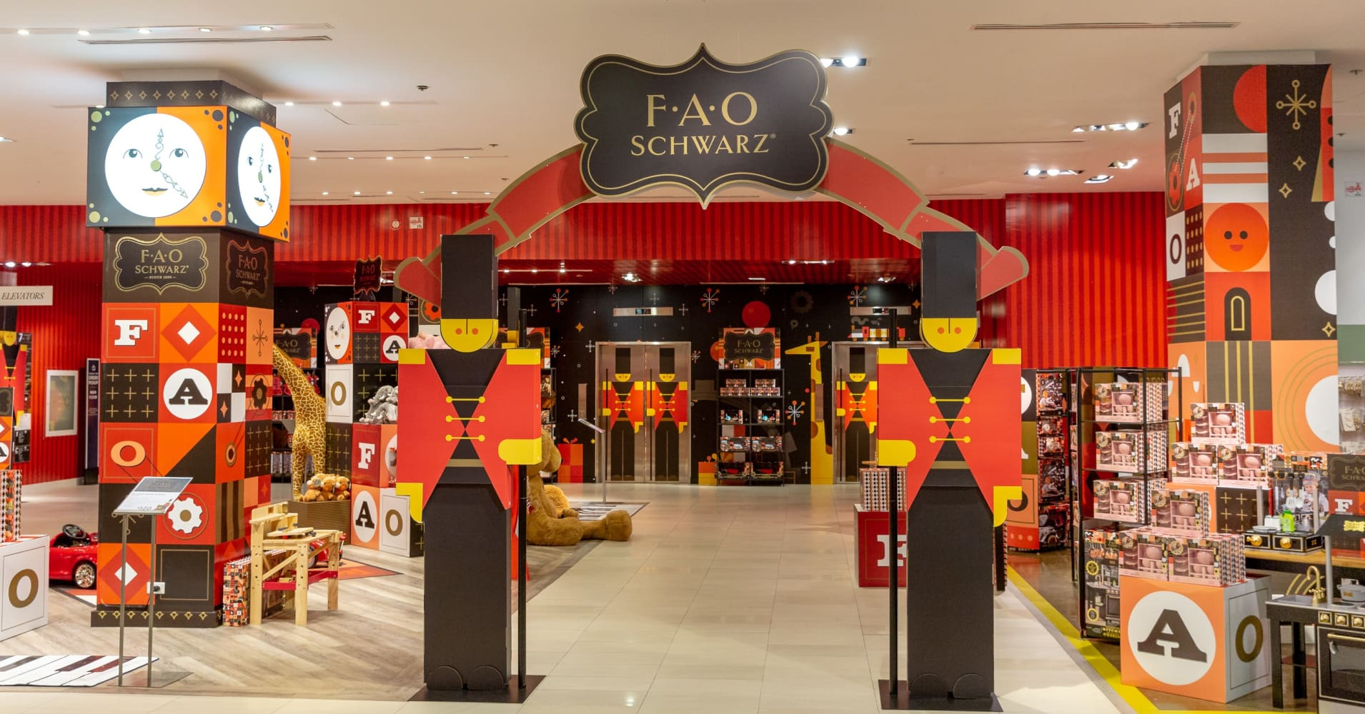 FAO Schwarz makes its return to New York. Here's what its new store looks like inside