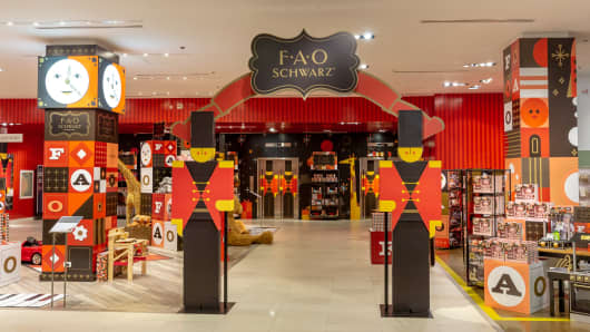 Fao Schwarz To Expand Internationally And Return To Nyc