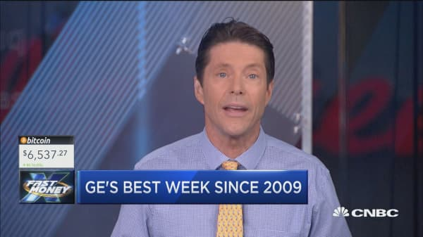 This is the best week for GE since 2009. Is the GE turnaround for real?