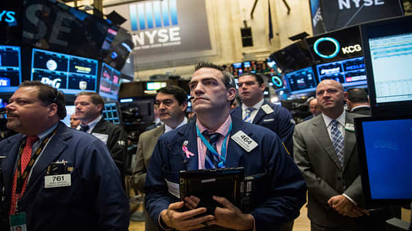 This is a totally normal sell-off, nothing to panic over: Strategist