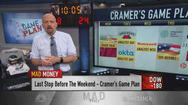 Cramer's game plan: Finding bottom in an oversold market