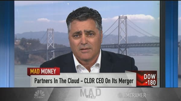 Cloudera CEO on Hortonworks merger: People expect us to be the next Oracle