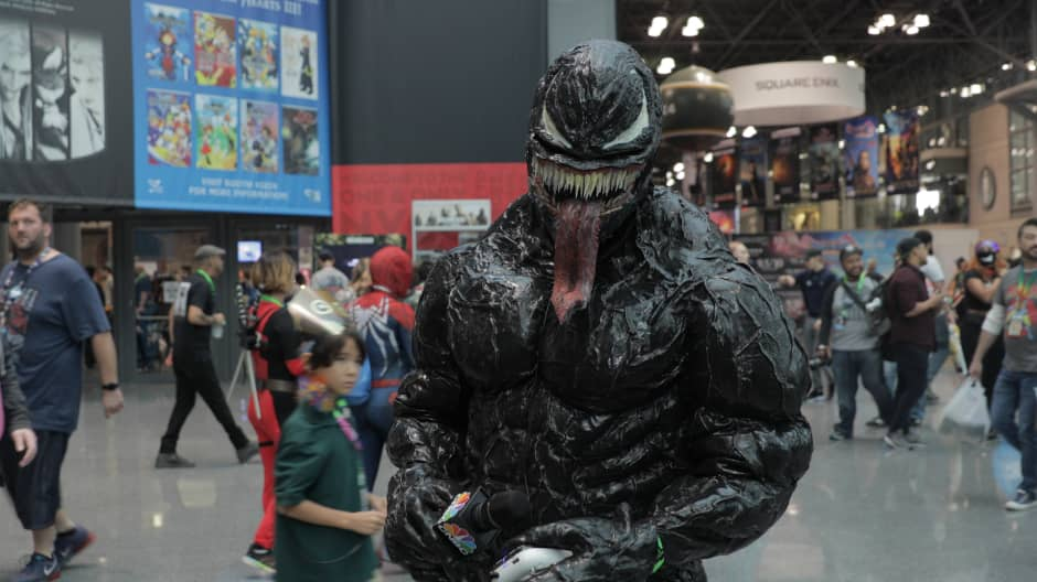 We went to New York Comic Con to find out how cosplayers live IRL