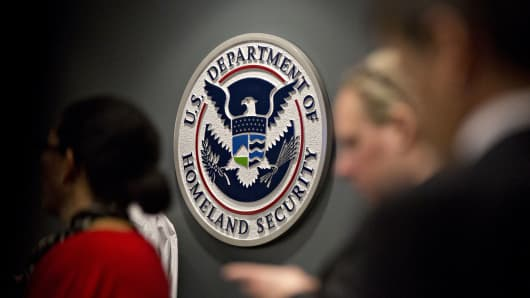 U.S. Department of Homeland Security.