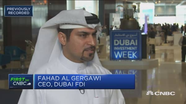 Tensions make us develop new strategies to work together: Dubai FDI CEO