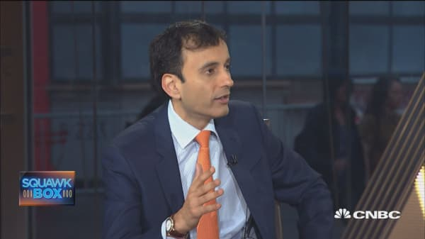Interest rate gaps between US and China have disappeared, says Morgan Stanley's Sharma