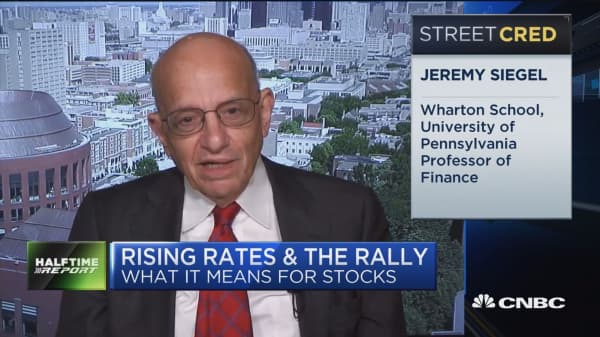 Q4 is going to be challenging because of rising rates, Wharton professor says